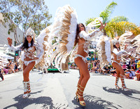 Summer Solstice Parade 2015