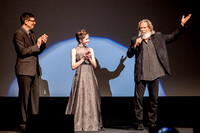 Mark Osborn, MacKenzie Foy, and Jeff Bridges
