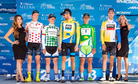 Will Routley, Lawson Craddock, Bradley Wiggins, Peter Sagan, Taylor Phinney