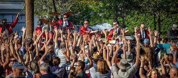 Fritz Olenberger Photography: Concerts in the Park 2018 &emdash;